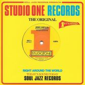 Freddie McGregor - Bobby Babylon / Dub Specialist - Hi Fashion Dub (Studio One / Soul Jazz) UK 7""